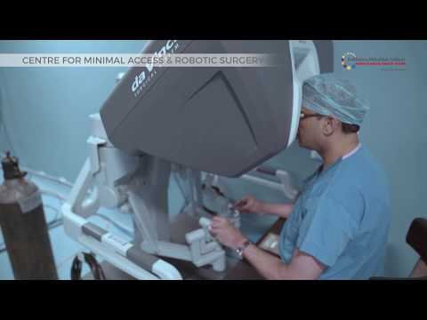 Centre for Robotic Surgery: Kokilaben Hospital, Mumbai, Indi