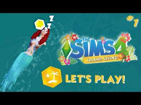LET'S PLAY NEW SIMS 4 ISLAND LIVING! #1 \\ JQLeeJQ