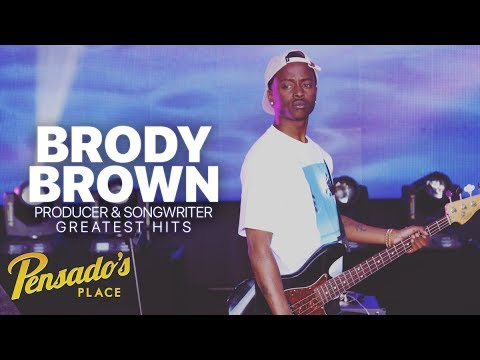 Greatest Hits: Grammy Award Winning Songwriter, Brody Brown - Pensado's Place #361