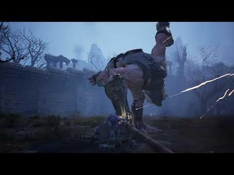 버서커 전투 장면