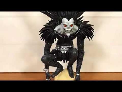 Action Figure Ryuk Death Note - www.mitico.biz