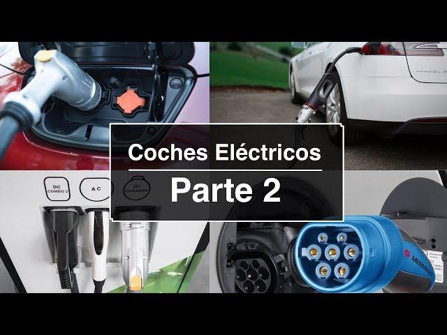 Tipos de conectores de carga de Coches Eléctricos
