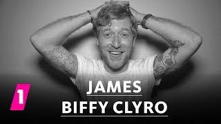 James Johnston von Biffy Clyro im 1LIVE Fragenhagel | 1LIVE