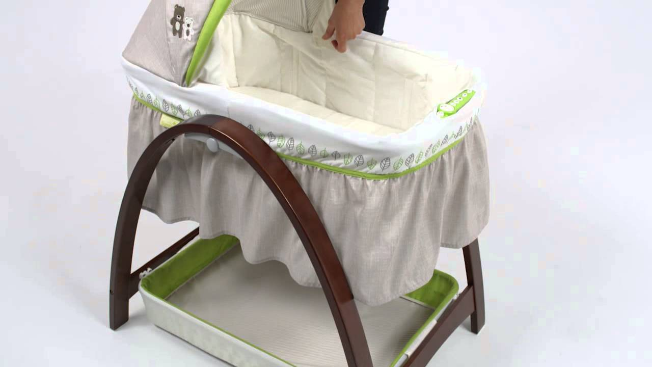 Summer Infant Bentwood Bassinet Product Video