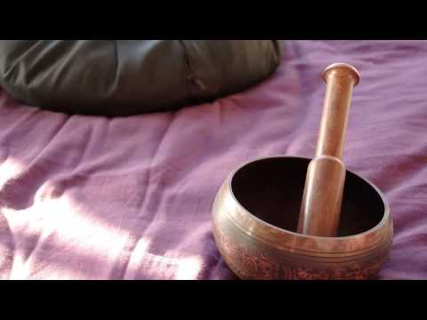 Tibetan Singing Bowl Meditation Chakra Healing 10 hours [ Sleep Music ]