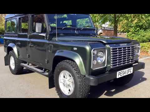 Brooklyn 4x4 - Our vehicle of the week is our defender 110 TD5 2.5 in Tonga Green- Sorry now Sold