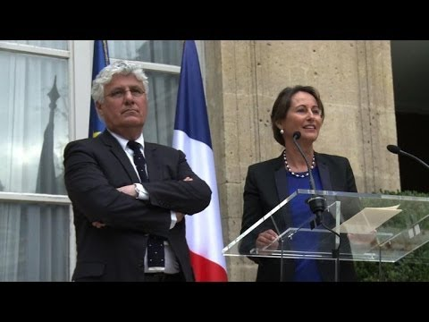 French president's ex-partner Royal joins new government