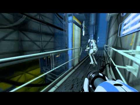 Portal 2 Co-op con ebriO (parte 1)