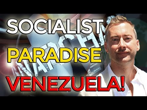 Live from Venezuela: Hyperinflation, Murder Capital of the World