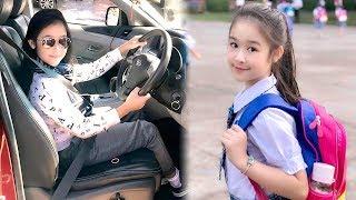Cho,á,ng với Cuộc sống sang chảnh của B,é g,á,i 10 tuổi đ,ẹ,p nhất Việt Nam - TIN TỨC 24H TV