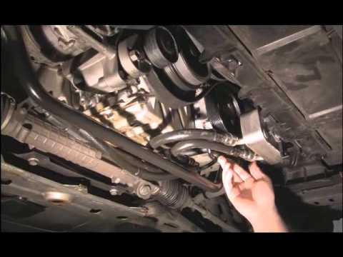 BMW E46 Power Steering Problems/Failure - YouTube