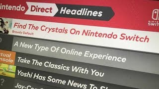 RUMORED January Nintendo Direct PREDICTIONS