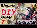 Bicycle workstand - make your own