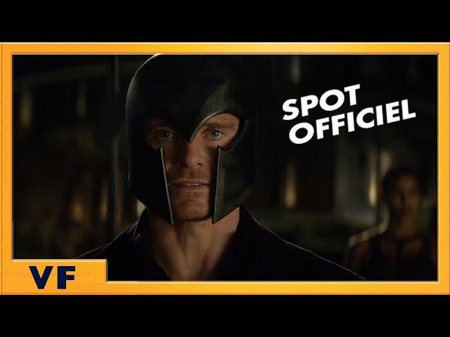X-Men : Dark Phoenix | Spot [Officiel] Controle 30' VF HD | 2019