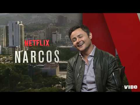 Arturo Castro Discusses Playing A New Villain On 'Narcos'