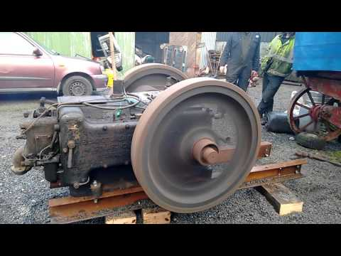 Blackstone stationary engine 22 HP