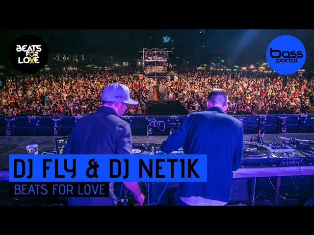 Dj Fly & Dj Netik - Beats for Love 2017 [BassPortal]