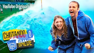 World Record: The Largest Elephant Toothpaste Experiment - Manual do Mundo: Chutando o Balde