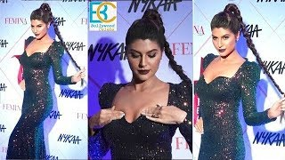 Elnaaz Norouzi Looks Hot At Nykaa Femina Beauty Awards 2020