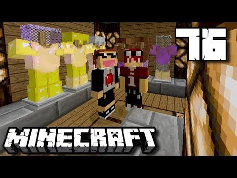 TOKO ARMOR BAWAH TANAH !!! - Minecraft Survival Indonesia #76