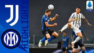 Juventus 3-2 Inter | La Juve batte l'Inter e resta in corsa per la Champions! | Serie A TIM