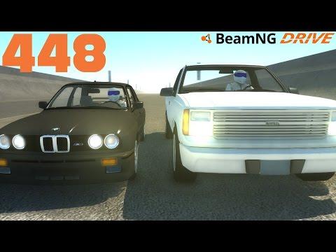 BEAMNG DRIVE #448 | The Stig Im BMW E30 M3 | Let's Play BeamNG Drive Mit GCG [HD] [Alpha]
