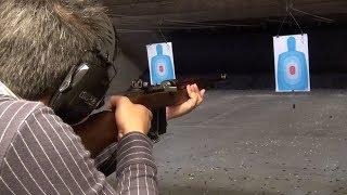 実弾射撃 M2カービン 自動小銃 (M2 Carbine Automatic Rifle)