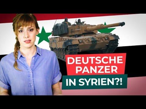 Deutsche Panzer in Syrien?!