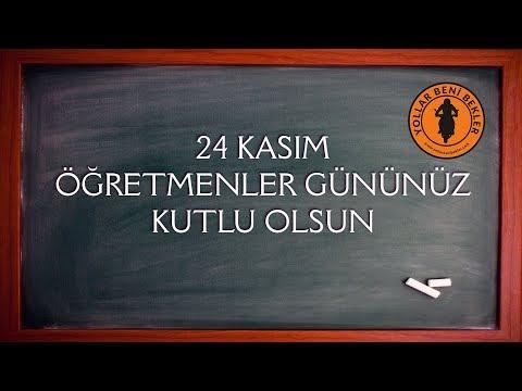 Descargar Video 24 Kasım Öğretmenler Günü - EBA