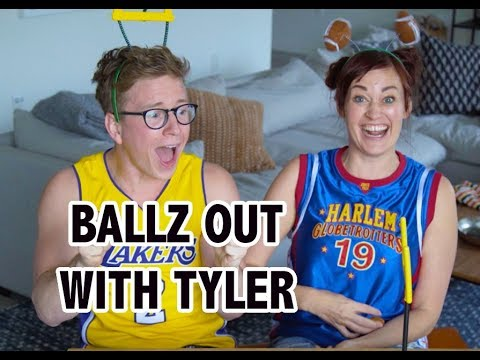 BALLZ OUT with TYLER OAKLEY