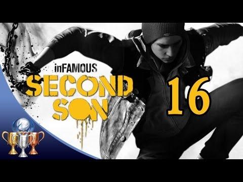inFAMOUS: Second Son Walkthrough  Quid Pro Quo Augustine Boss Fight PART 16