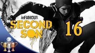 inFAMOUS: Second Son Walkthrough - Quid Pro Quo (Augustine Boss Fight) [PART 16]