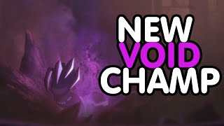 New Void Champion Teaser! (League of Legends)