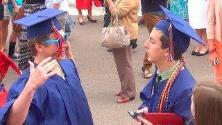 Graduation Prank!!