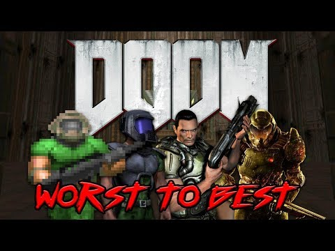 Doom Games From Worst To Best - Gggmanlives