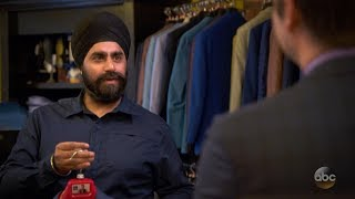 What Would You Do: Sales clerk discriminates against Sikh man