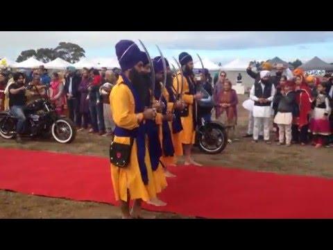 Visakhi Festival Sikh Heritage Day - 23 April 2016 - Melbourne