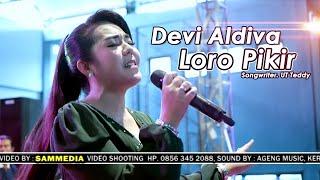 Devi Aldiva - Loro Pikir Koplo NEW PALLAPA (LIVE) SPECIAL MILAD Jihan Audy 16th