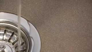 Unsere Spüle aus Granit Verbundstoff - reinigen und pflegen - Im TEST
