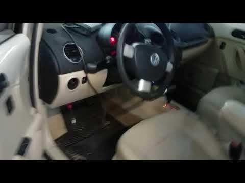 2008 Volkswagen Beetle P0171,P2279,P0507 - YouTube