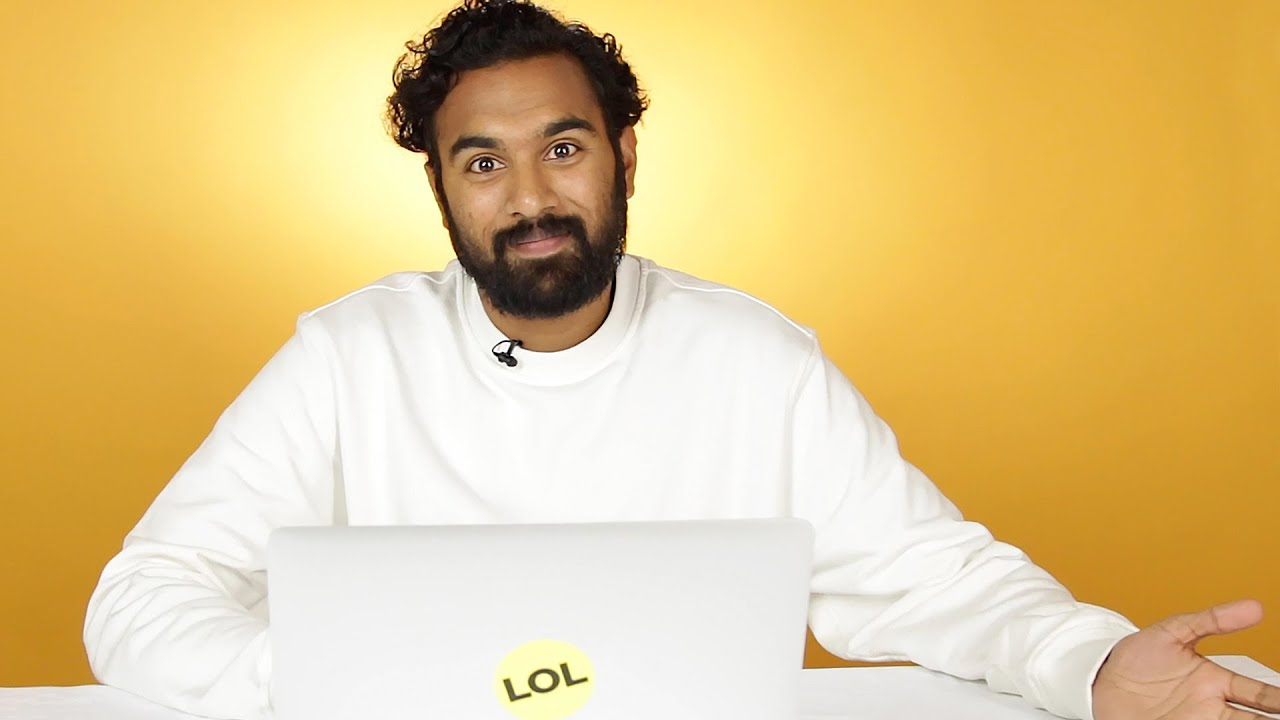 Yesterday Star Himesh Patel Finds Out Which Beatle He Really Is Youtube