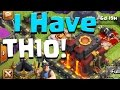 Clash of Clans: I HAVE TH10!!  How to Start a TH9.5
