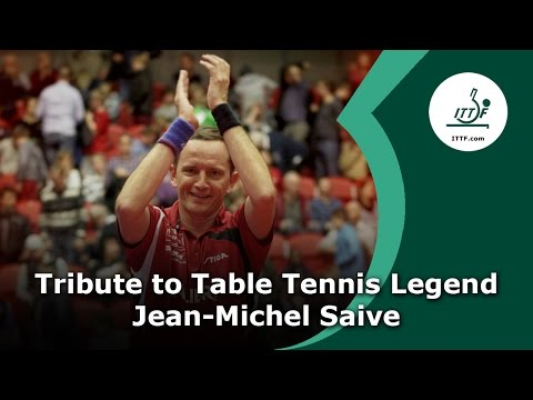 Tribute to Jean-Michel Saive