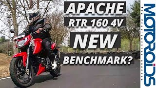 TVS Apache RTR 160 4V Review : Carbureted and FI Variants Tested