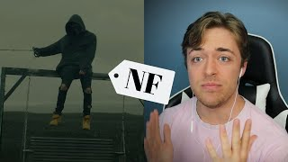 THE SEARCH by NF //REACTION!!