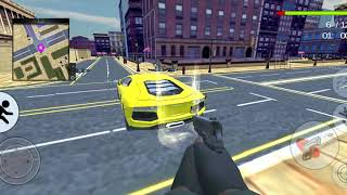 Cover the City Against Deadly Terrorist Android Gameplay