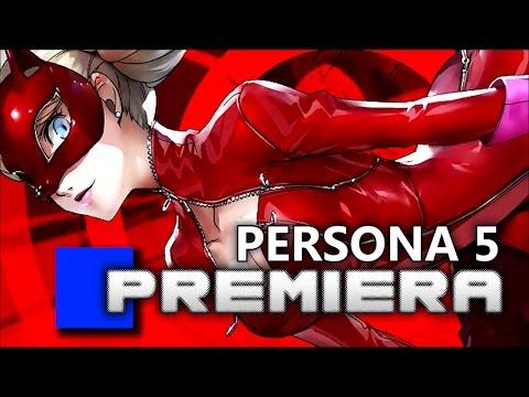 Persona 5 - PREMIERA (Chyba się zakochałem)