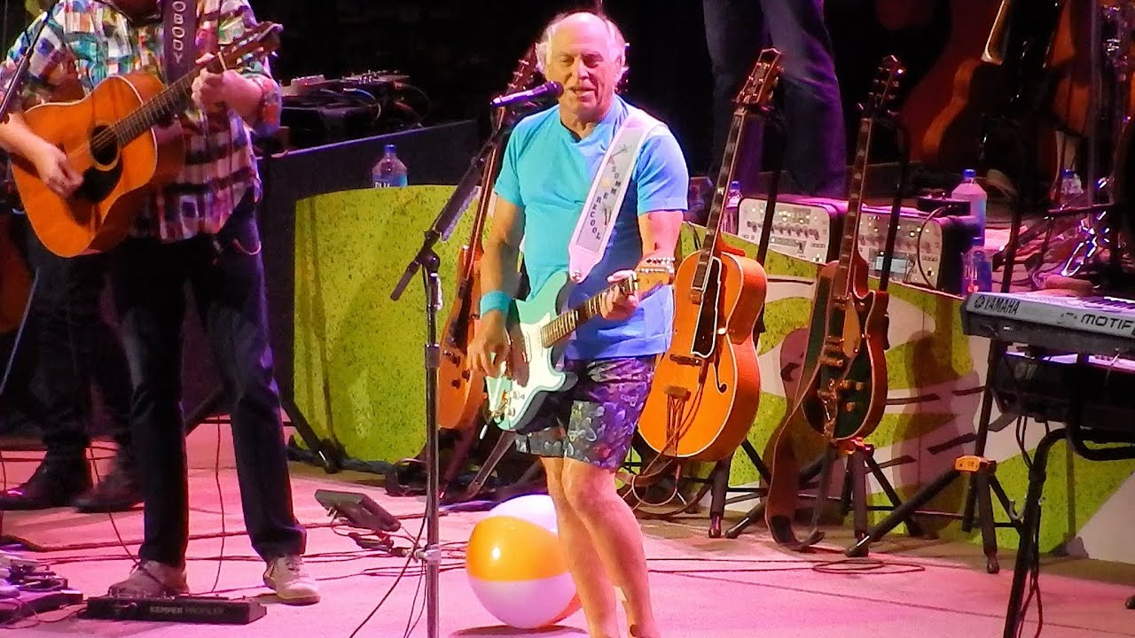 Jimmy Buffett - Why Don't We Get Drunk - Alpine Valley Music Theater -  September 3, 2016 LIVE