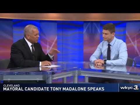 Full interview: Tony Madalone with Russ Mitchell