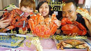Ăn Mừng 100 Ngàn Người Đăng Ký Cho Kênh - 100K Celebration